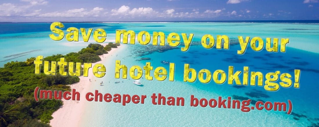 save money on future hotel bookings