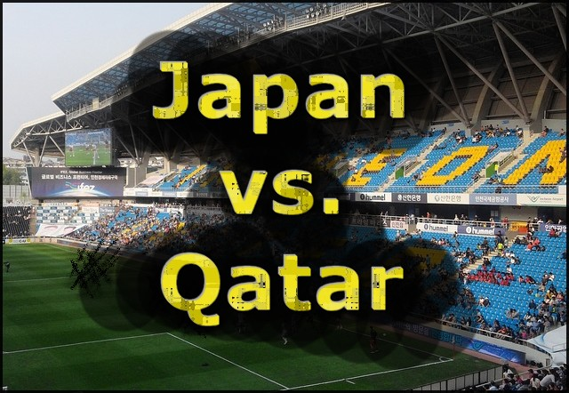 How to watch Qatar - Japan online?