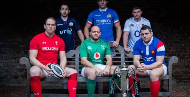 How to watch Six Nations Championship 2019 online?