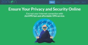 ZenVPN review