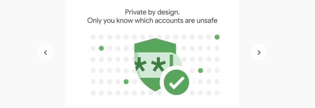 Make sure to use only safe passwords with your accounts.
