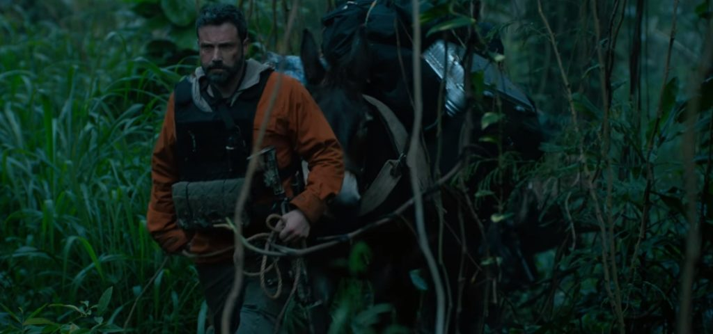 A Triple Frontier review