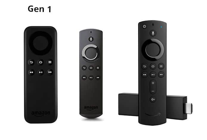 Which generation is my Fire TV Stick?