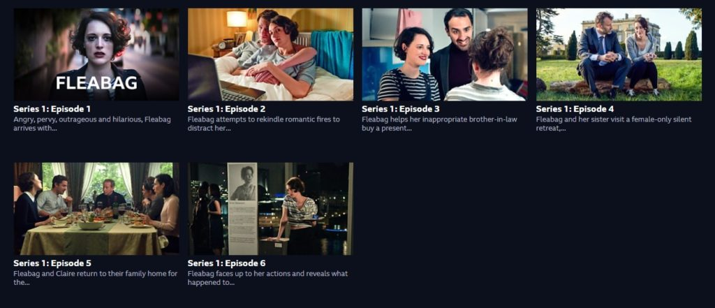How to watch Fleabag online?