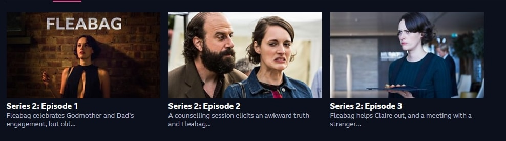 Watch Fleabag season 2 online