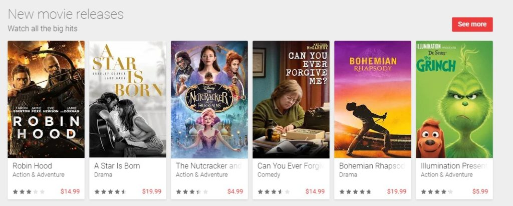 How to watch Google Play Movies abroad?