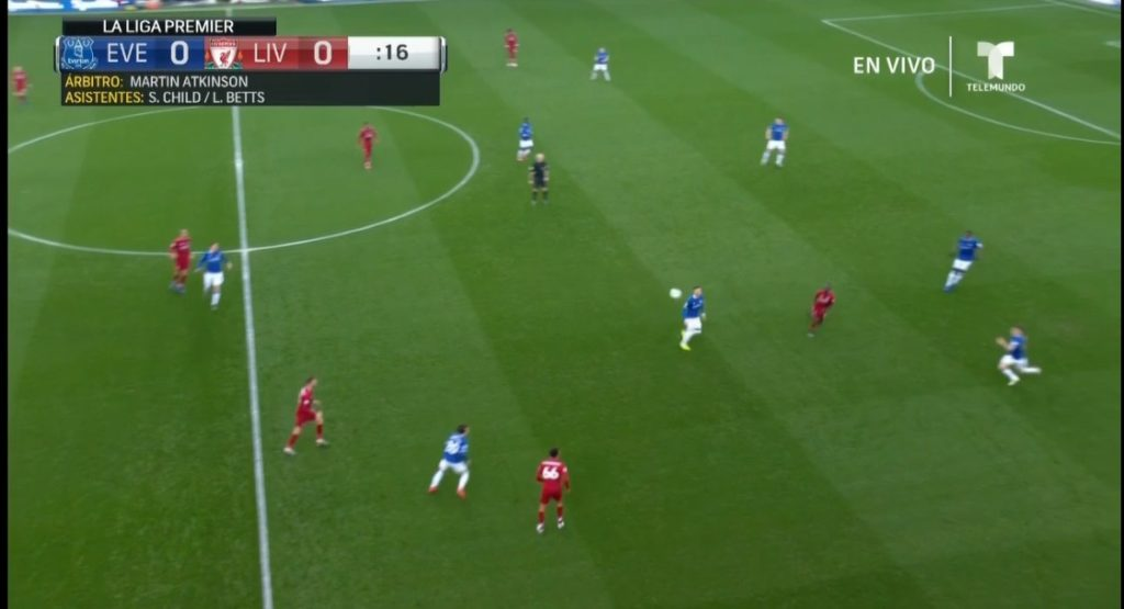 Streaming Liverpool - Everton on FuboTV