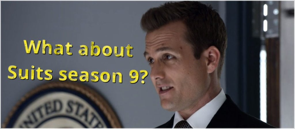 Will there be a ninth season of Suits?