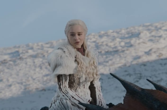 GoT season 8 episode 1 is now online!