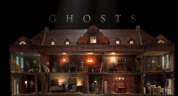 How to watch Ghosts from BBC online?