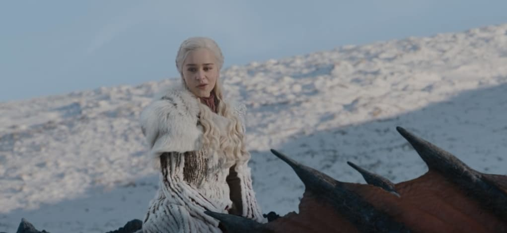 IGame of Thrones season 8 is online on HBO Now! Here is yet another screenshot from the first episode!