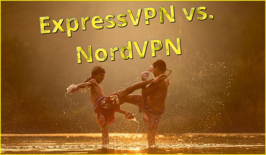 NordVPN vs. ExpressVPN - which is the best?