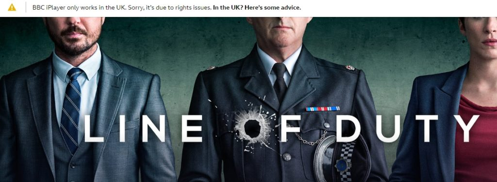 How to watch Line of Duty season 5 online?