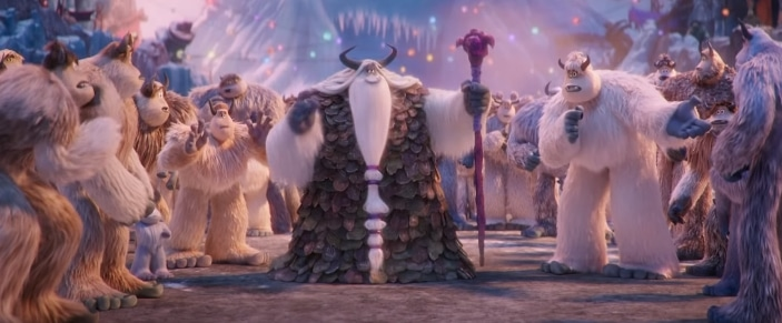 Watch Smallfoot on HBO Now in May 2019