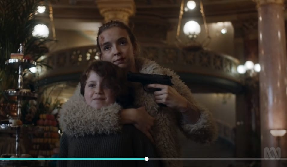 Watching Killing Eve on ABC iview abroad using ExpressvPN!