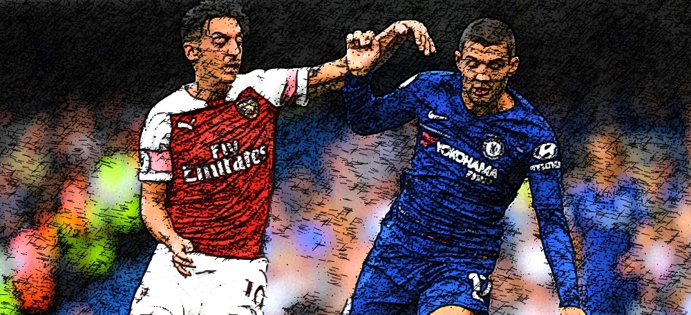 How to watch Chelsea - Arsenal online on May 29th, the Europe League final.