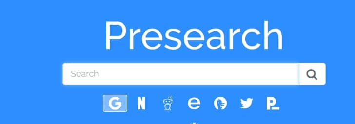Ecosia vs. Presearch - Which to use?