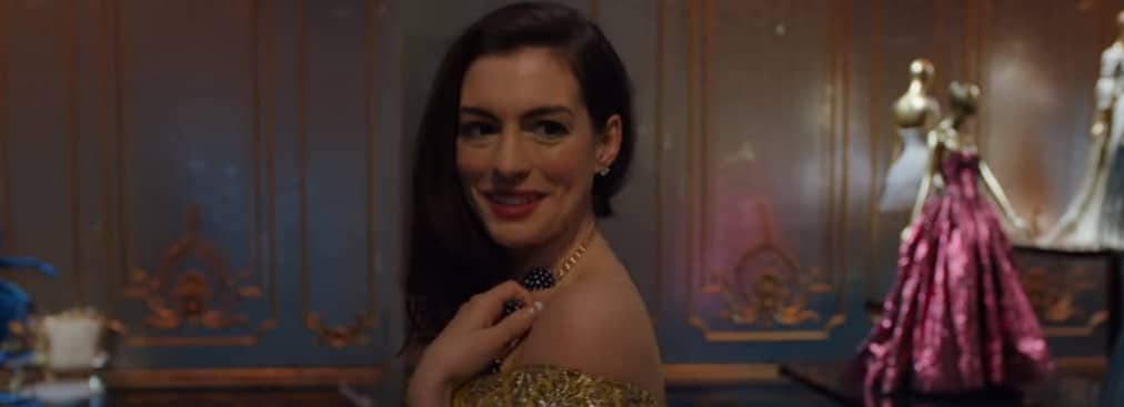 Anne Hathaway can also be seen in Oceans 8.