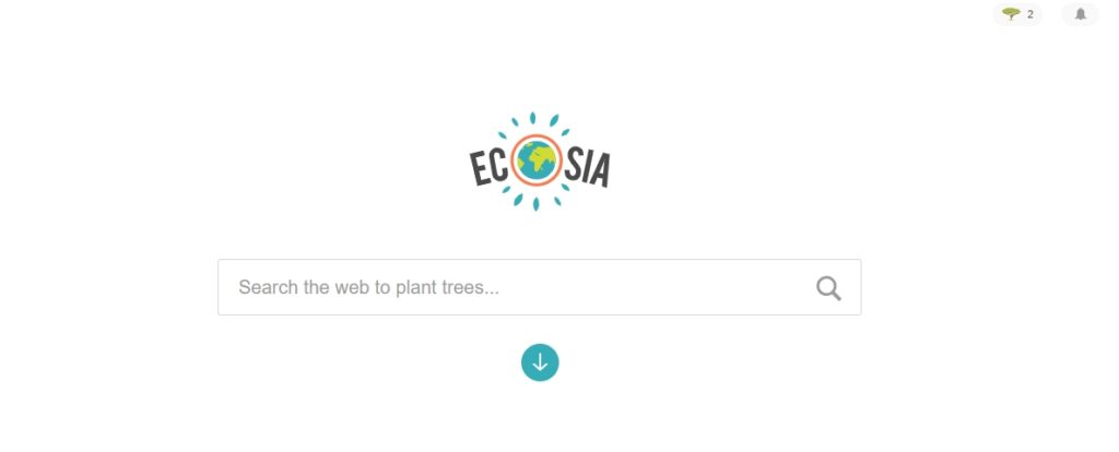 How to make Ecosia your default search engine in Brave Browser?
