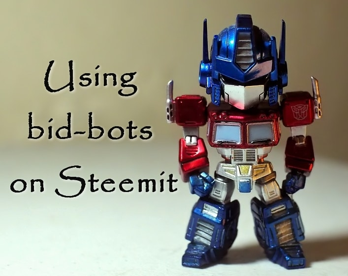 How to use bid-bots for max ROI on Steemit?