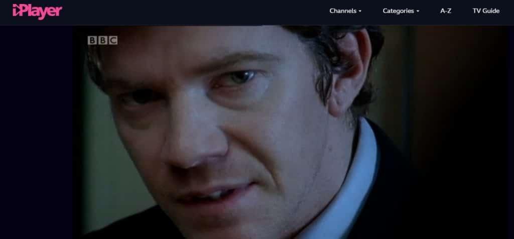 I am watching Bodies online on BBC iPlayer