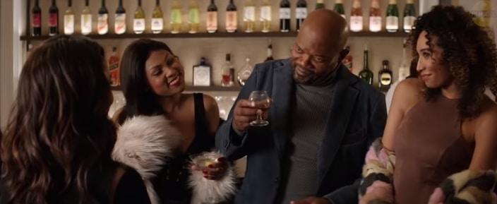 Cheers - Shaft is now on Netflix