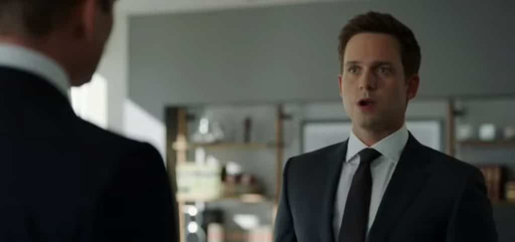 Mike Ross still hasn't returned to Suits