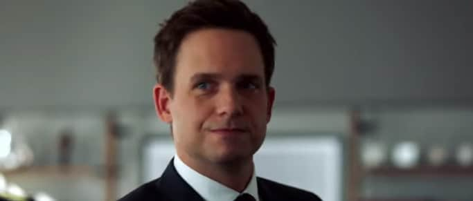 Mike Ross appears in Suits season 9 episode 5...