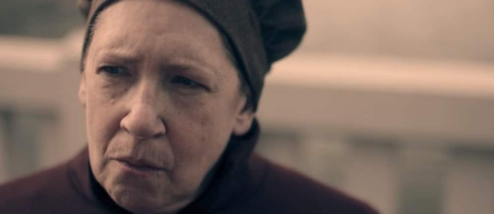 My favorite character in The Handmaid'sTale (even though she is very cruel at times)