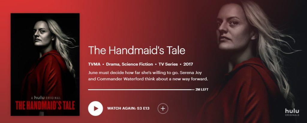 The Handmaid's Tale season 3 finale