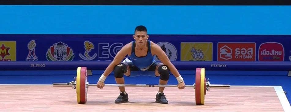 Watching the World Weightlifting Championship on the Olympics channel online