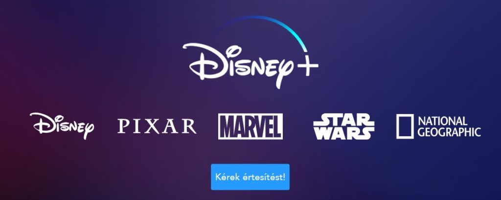 Disney plus - get a notification when it turns available in your country.