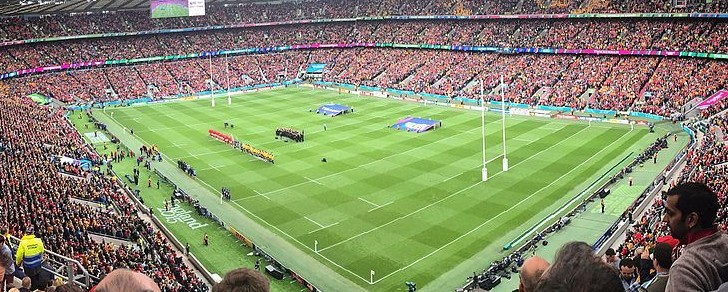 How to watch the Rugby World Cup on 10Play abroad?