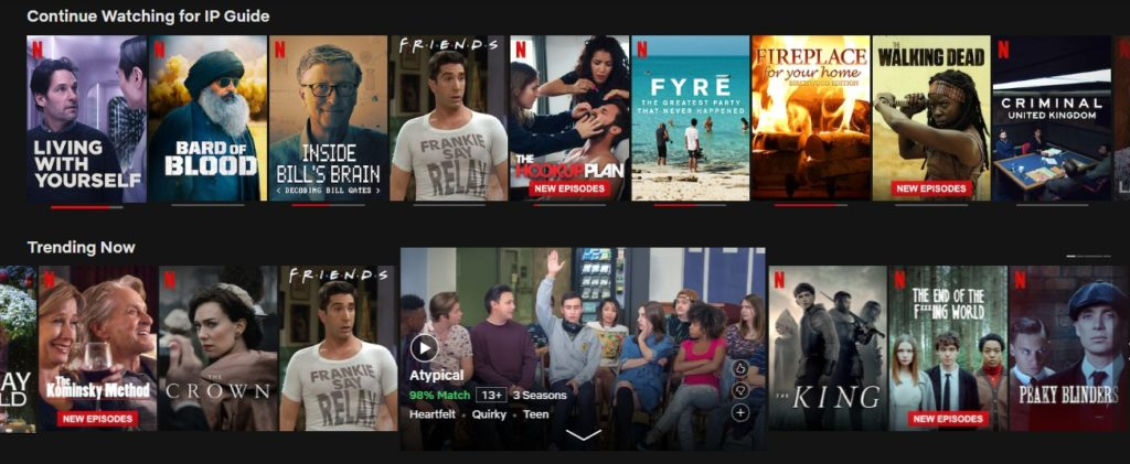 How to watch American Netflix in India?