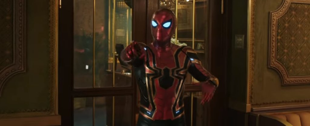 Are you ready to stream Spider-Man: Far From Home on Netflix?