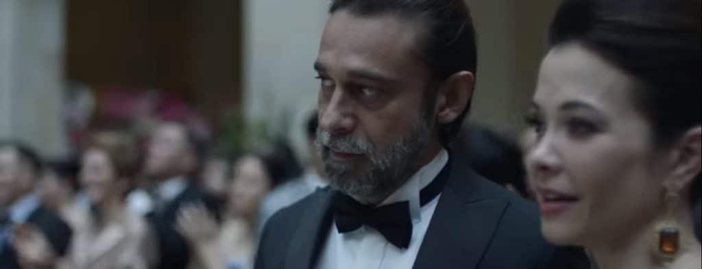 President Reyes in Jack Ryan season 2