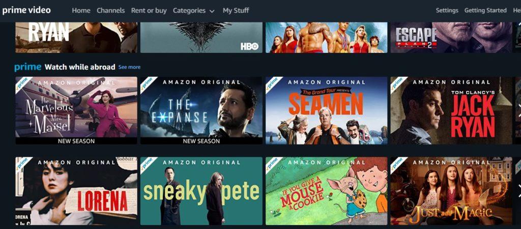 Hotshots on Amazon Prime in March