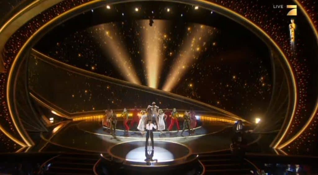 Oscar utdelingen er live og i gang!