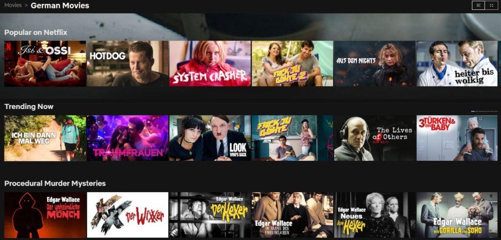 Hvordan kan jeg se The Americans på Netflix?