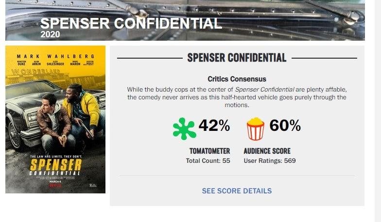 Spenser Confidential Review