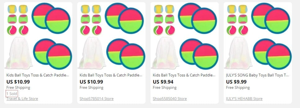 Catch Ball - buy at aliexpress