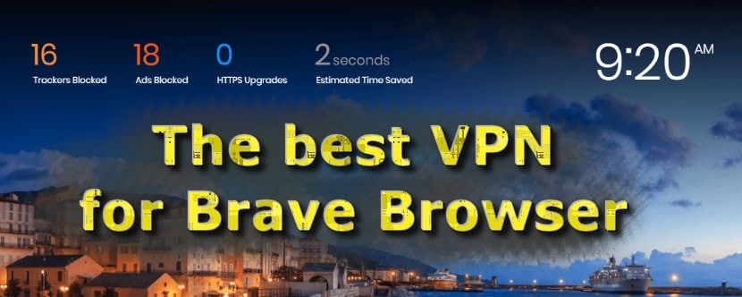 The best VPNs for Brave Browser