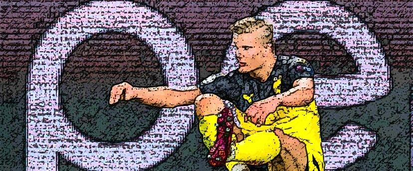 Haaland vs Lewandowski