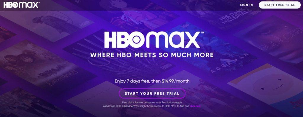HBO Max VPN