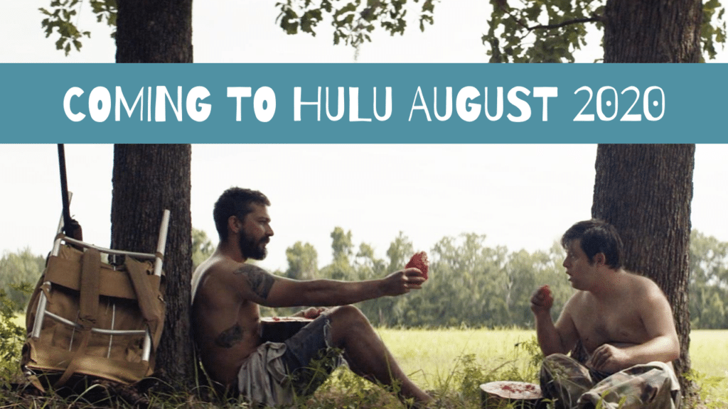 What's coming to Hulu in August 2020?