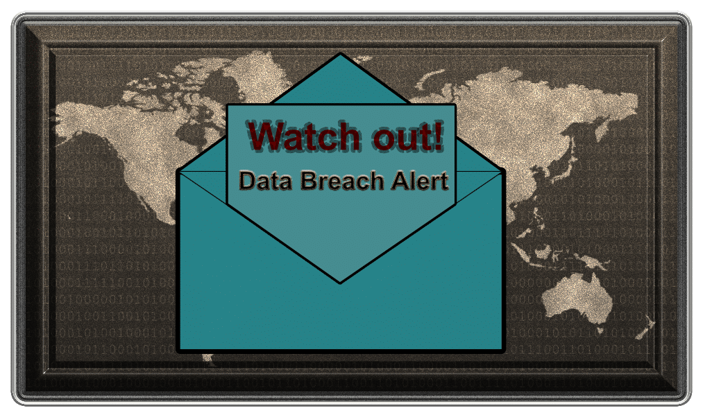 data breach alert from surfshark VPN!