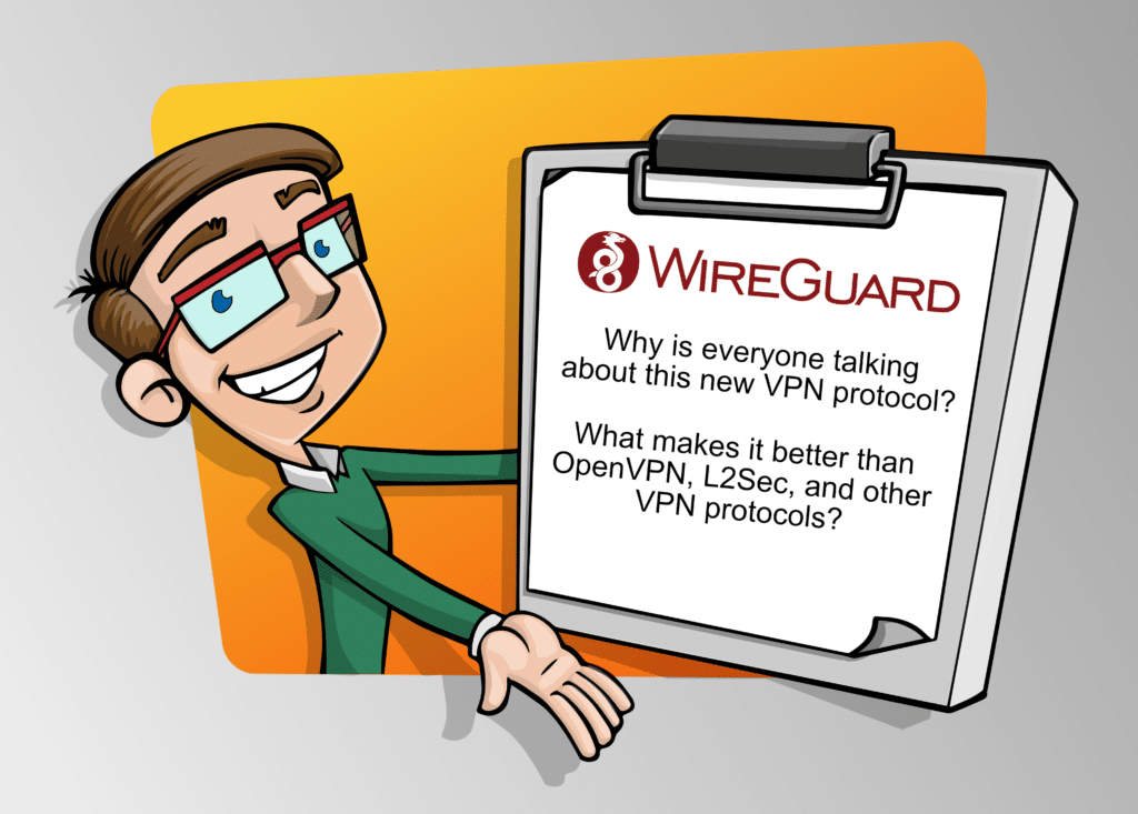 why is wireguard so hot and cool?