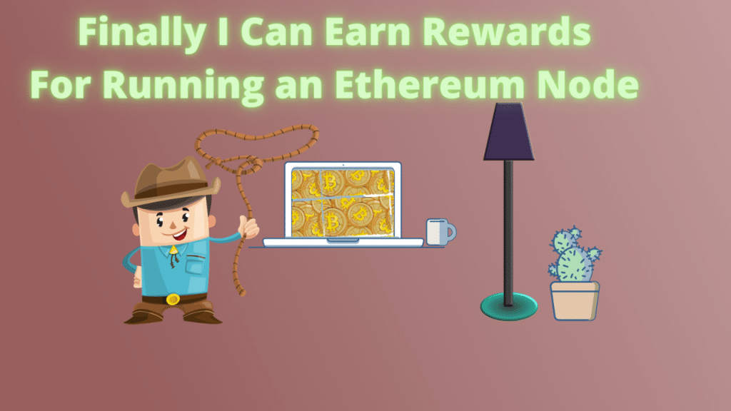 How to earn money by running an Ethereum node!