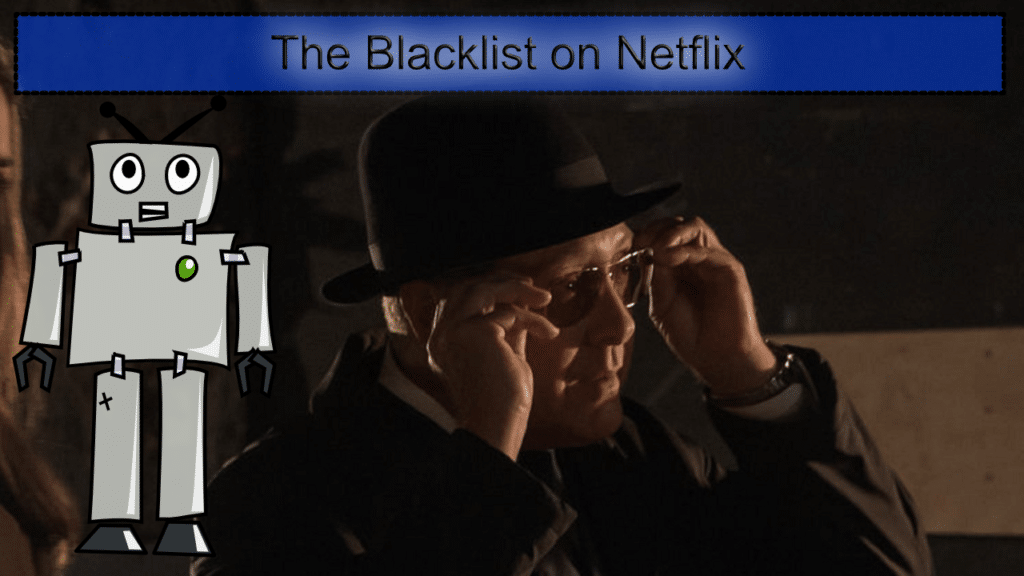 Watch The Blacklist on Netflix