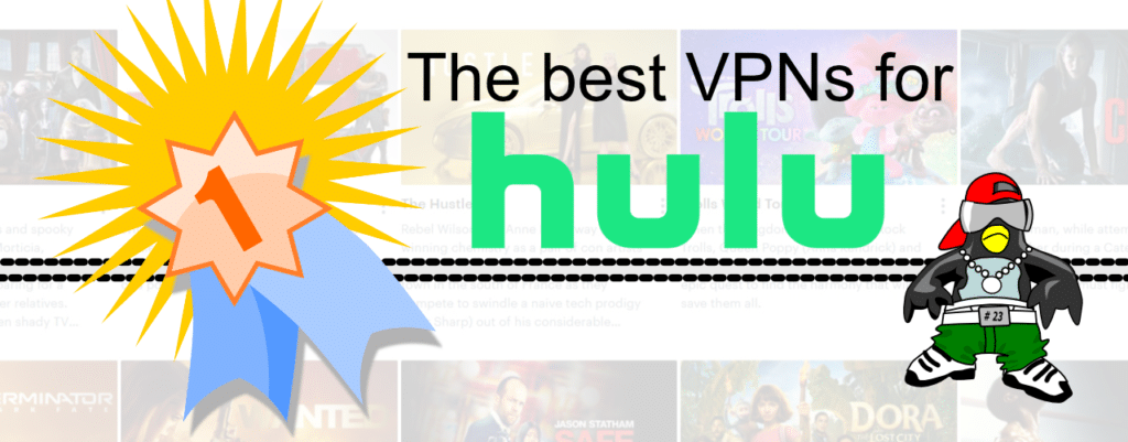 the best vpn services for Hulu